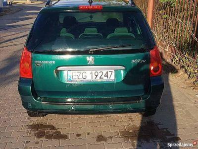 używany Peugeot 307 2.0 benzyna 2004r
