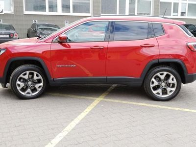 used Jeep Compass 2.0dm3 140KM 2017r. 12 297km LIMITED