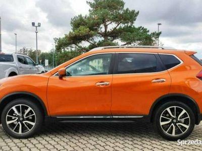używany Nissan X-Trail Tekna 160KM Pomarańczowa skóra Podgrzewane fotele Niskacena 1141zł III (2014-)