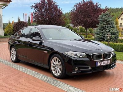 używany BMW 530 xDrive Zakupiona Salon PL I właściel Super Zadbana Stan Igła !!! F10 (2009-2017)