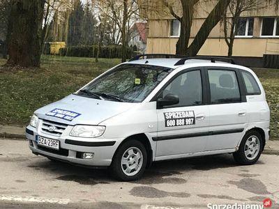 używany Hyundai Matrix 1,6 benzyna