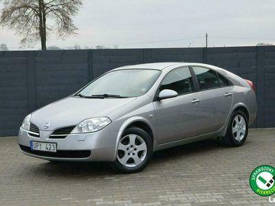 używany Nissan Primera 1.8 Benzyna Klimatyzacja Grzane Fotele 35 zdjęć Rejestracja tylko256zł P12 (2001-2007)