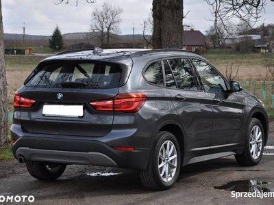używany BMW X1 Xline Ambiente FULL LED Navi ORYGINAŁ Auto prywatne