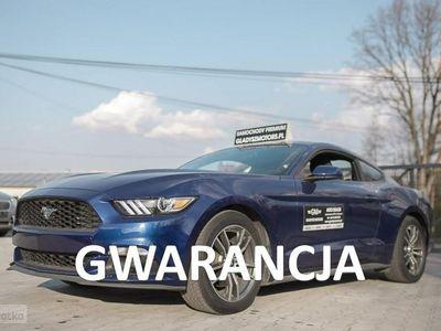 używany Ford Mustang VI stan salonowy gwarancja f-vat 23 %