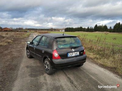 używany Renault Clio II 2004, cena do negocjacji!