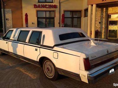 używany Lincoln Town Car Limuzyna 2.5D *Unikat* Zabytek