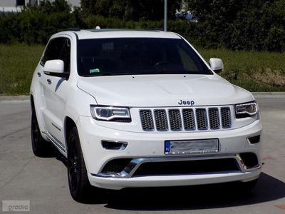 used Jeep Grand Cherokee IV [WK2] 3.0 CRDI.250KM.SUMMIT.Salon!Navi!skóra!Kamera!