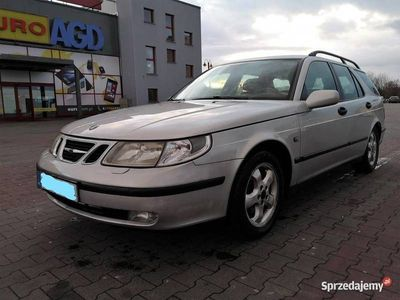 używany Saab 9-5 Kombi 2.0 Turbo