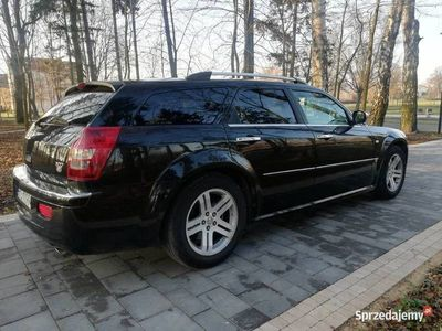 używany Chrysler 300C 3.0d o7rok klima skóra stan jak nowy zamiana
