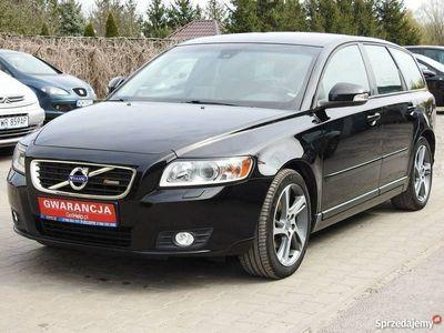 używany Volvo V50 V50 1.6dm3 116KM 2012r. 184 500kmEdrive 6-bieg Fuul Opcja ! Navi ! Warte Uwagi !!