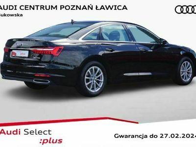używany Audi A6 Limousine