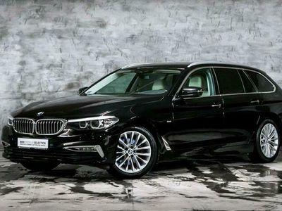 używany BMW 520 2dm 190KM 2017r. 95 800km