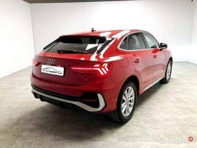 używany Audi Q3 1.5dm 150KM 2021r. 2km