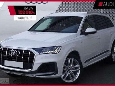 używany Audi Q7 II 3.0 45TDi quattro (231KM) | Comfort + Technology + Kamera