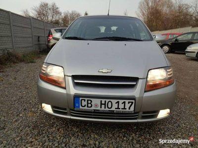 używany Chevrolet Kalos 1.4dm 94KM 2004r. 134 125km