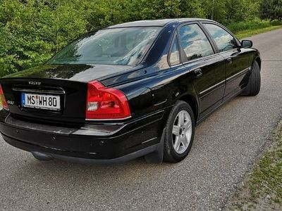 używany Volvo S80 2,4 benzyna 170 konne