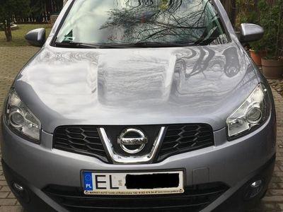 used Nissan Qashqai 1.6dm3 130KM 2012r. 145 000km ABS