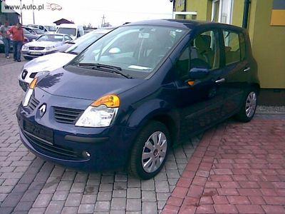 używany Renault Modus 1.6dm 2004r. 68 000km