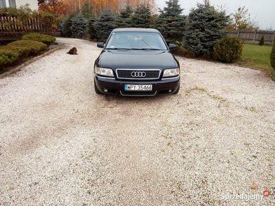 używany Audi A8 2000r super stan, bez wkładu. Polecam