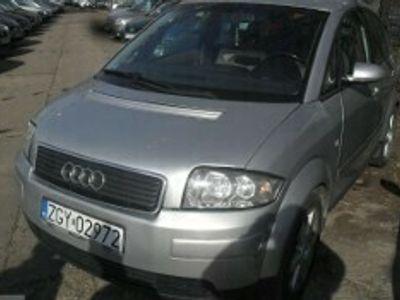 używany Audi A2 I (8Z) 1.4 zarejestr. klima 5 drzwiowy I rej.2002