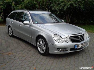 używany Mercedes E320 CDI Avantgarde