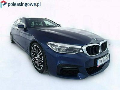 używany BMW 530 3dm 265KM 2018r. 88 541km