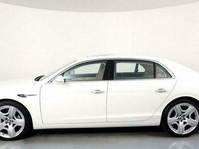 używany Bentley Continental Flying Spur 4dm 528KM 2014r. 71 892km