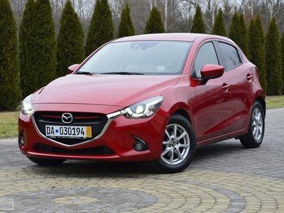 używany Mazda 2 IV 1.5SkyActiv 90KM Navi Xenon SkóraHUD Asystenty 1wł, Opole Lubelskie