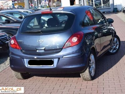 gebraucht Opel Corsa D 1.4 16V Klima Cosmo Skóra Sensor Alufelgi Tempomat
