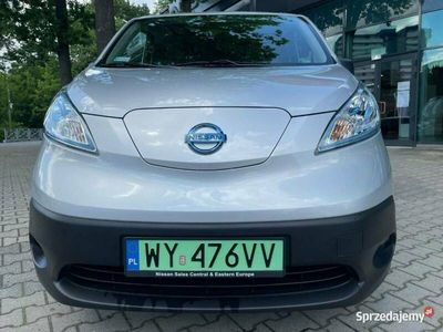 używany Nissan NV200 0dm 109KM 2020r. 9 000km
