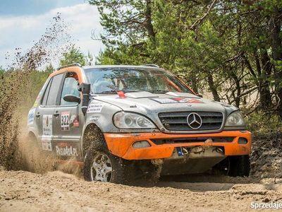 używany Mercedes ML500 EVO, Rally Cross Country Zmota ZAMIANA