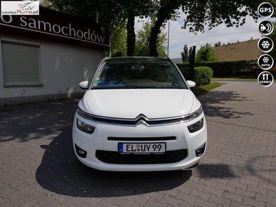 gebraucht Citroën Grand C4 Picasso 1.6dm 120KM 2015r. 59 000km