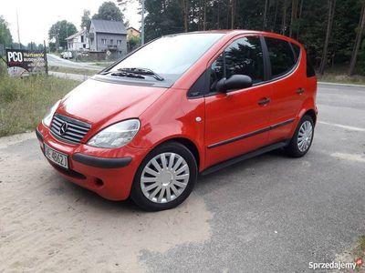 używany Mercedes A170 2001r.