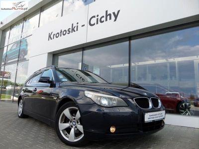 używany BMW 520 2dm 163KM 2006r. 331 108km