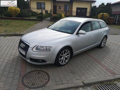 używany Audi A6 2dm3 170KM 2008r. 295 000km ABS automatyczna klima.