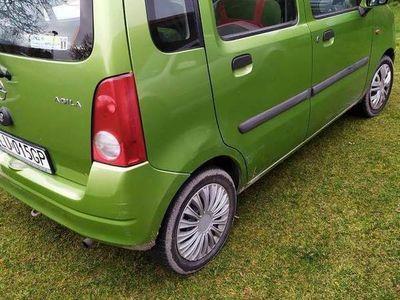 używany Opel Agila 1.0