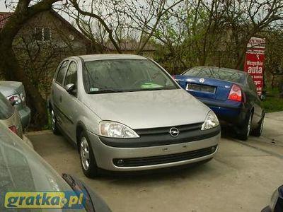 używany Opel Corsa KRAJOWY BEZWYPADKOWY serwisowa