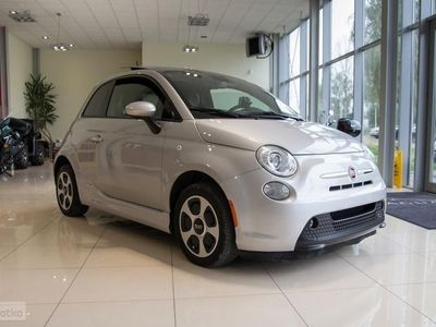 used Fiat 500 Electric