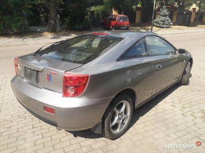 używany Toyota Celica wersja europejska