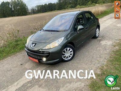 używany Peugeot 207 z Niemiec Opłacony z Gwarancją 1.4 MPI Super Stan Serwisowany !