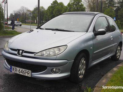 używany Peugeot 206 1.4HDI 05r 3D Klima, 8xAirbag!