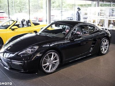 używany Porsche Cayman