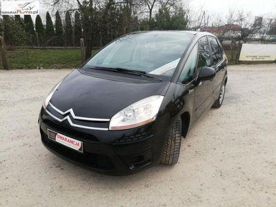 usado Citroën C4 Picasso 1.6dm 115KM 2010r. 193 200km