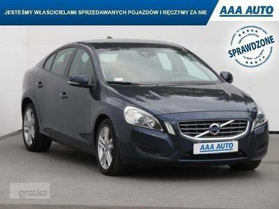 używany Volvo S60 II Salon Polska, 1. Właściciel, Serwis ASO, Xenon, Bi-Xenon,
