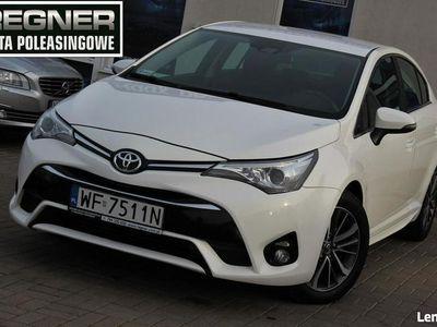 używany Toyota Avensis III Business 2.0 D4D 143KM Salon PL 1WŁ FV23% Tempomat Gwarancja Fabrycz, Janki