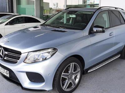 używany Mercedes GLE250 4Matic BlueTEC+Pakiety AMG,1Wł, Salon PL