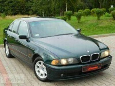 używany BMW 520 SERIA 5 IV (E39)Zarejestrowany - benzyna - klimatyzacja