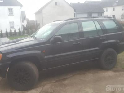 gebraucht Jeep Grand Cherokee 2,7 CRD LIMITED