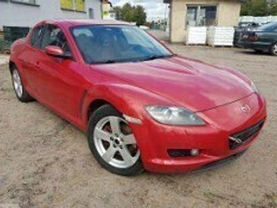 używany Mazda RX8 1,3i Europa Najbogatsza Wersja i Najmocniejsza 231