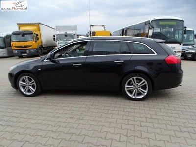 brugt Opel Insignia Insignia 2dm3 220KM 2010r. 137 436kmSports Tourer 2.0 FV 23%, Gwarancja!!